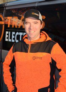 electrician Travis Smith